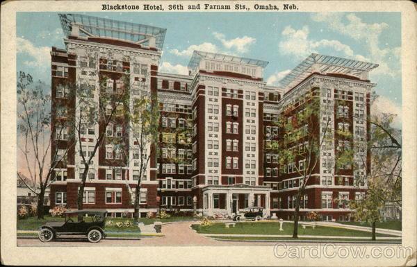 Blackstone Hotel Omaha