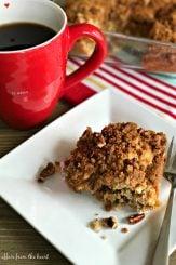 Cinnamon Crunch Coffee Cake