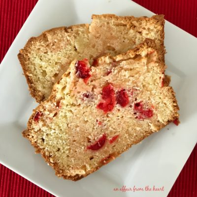 Cherry Cheese Bread