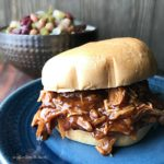 Dr. Pepper BBQ Pork Sandwiches