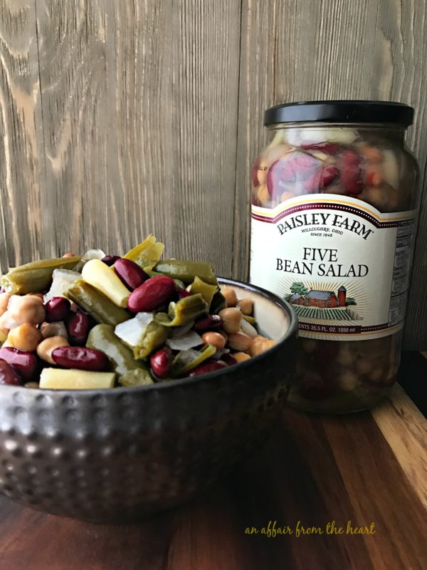 Paisley Farm Five Bean Salad
