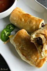 Southwestern Sausage Brunch Roll-Ups - An Affair from the Heart