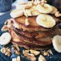 Banana Bread Pancakes