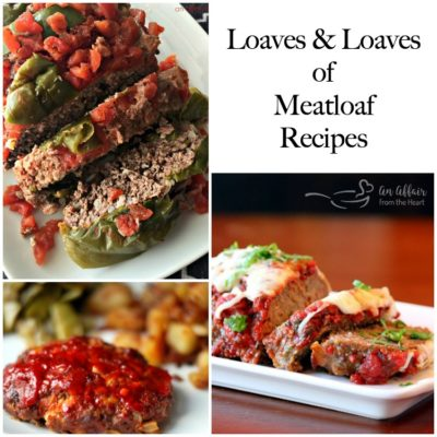 Loaves and Loaves of Meatloaf