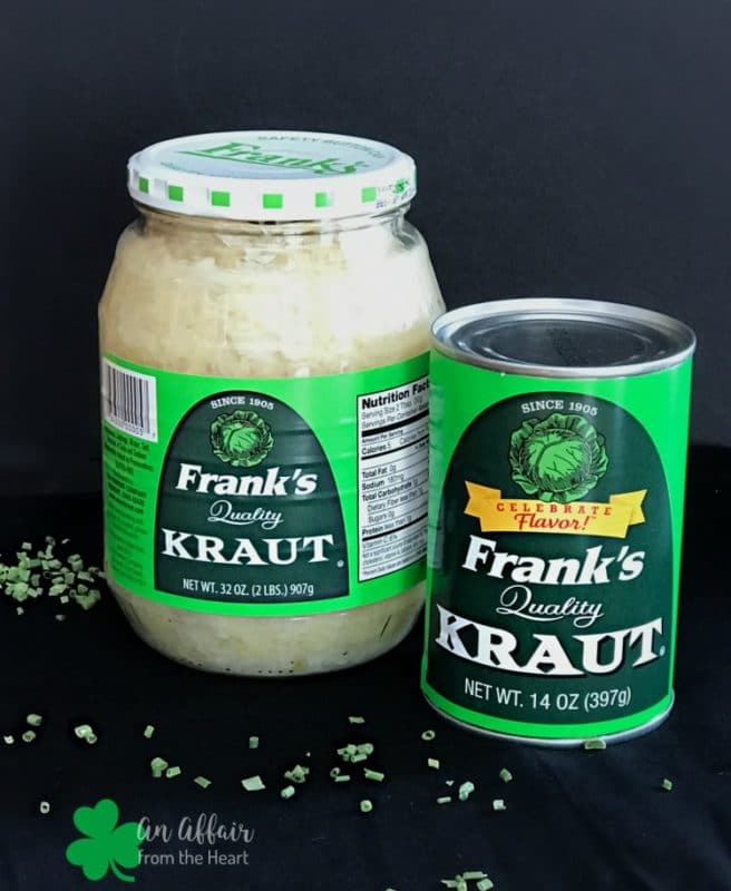 Reuben Frank's Kraut