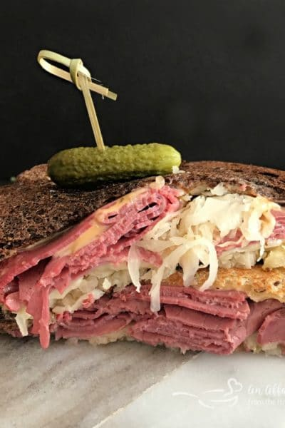 Traditional Reuben Sandwich