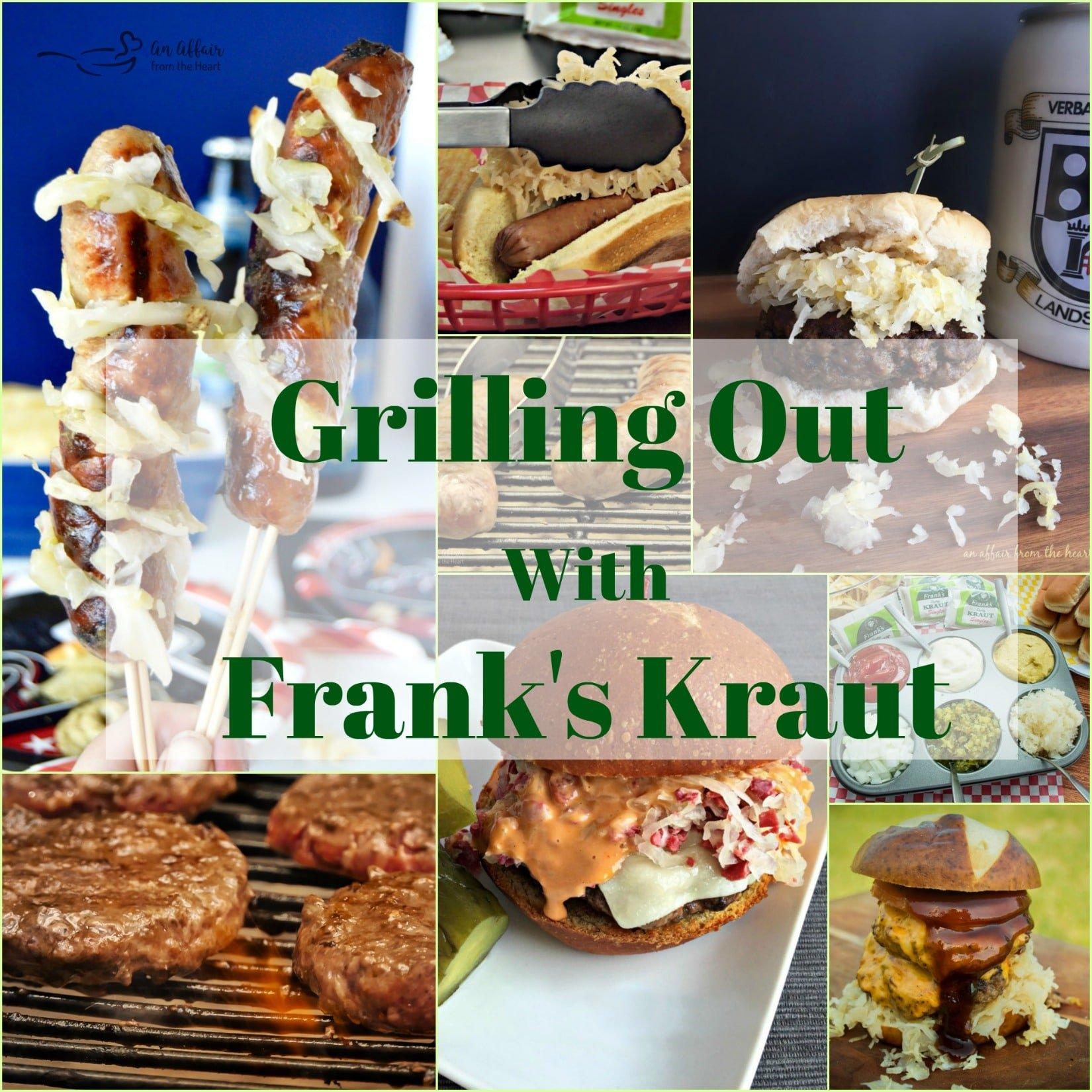 #GrillOutWithFranksKraut