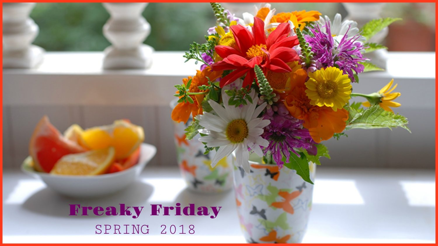 Freaky Friday Spring Blog Hop 2018