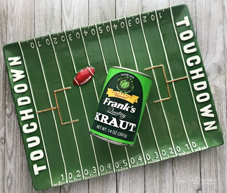 Frank's Kraut - Tailgating Touchdown