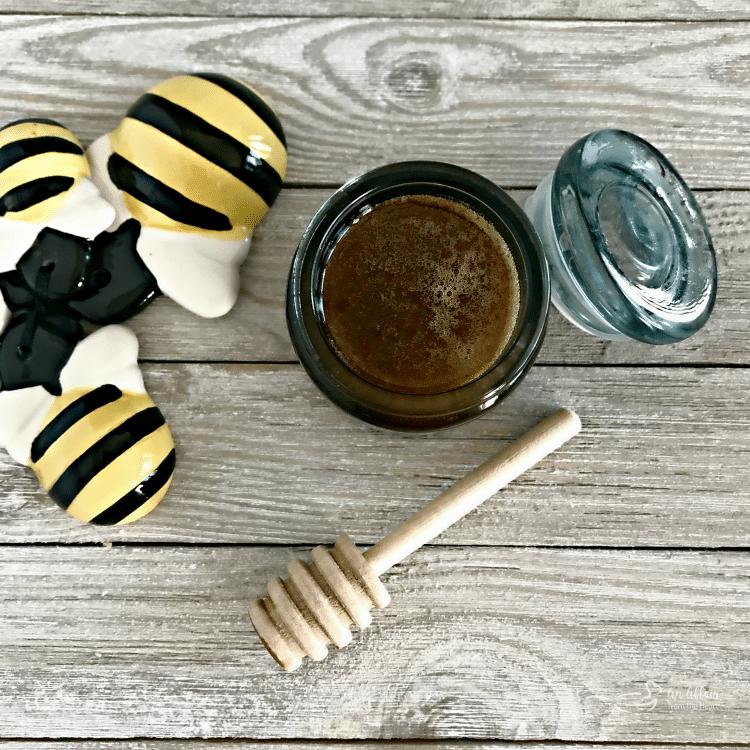 Honey Bourbon Sauce - An Affair from the Heart