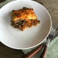 Mom's Taco Casserole - An Affair from the Heart