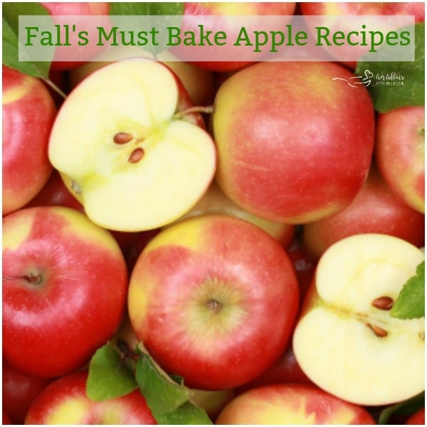 Fall's Must Bake Apple Recipes