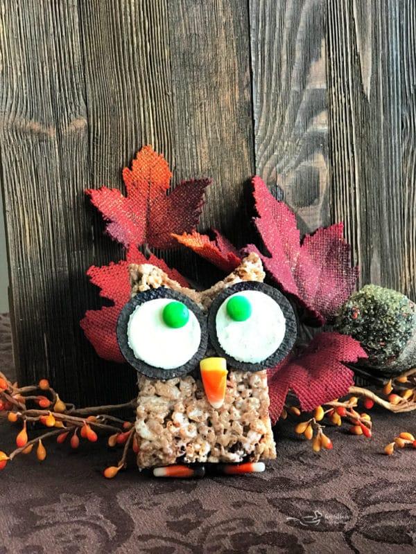 Cocoa Krispy Owls