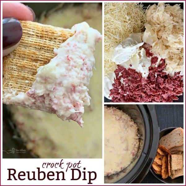Crock Pot Reuben Dip