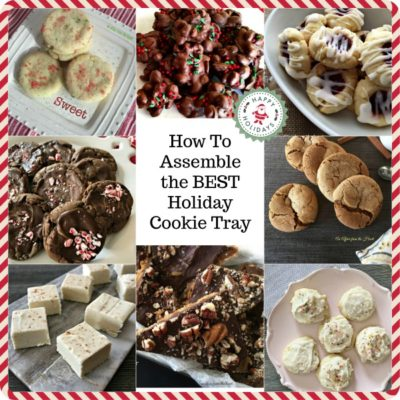 Arrange the Perfect Holiday Cookie Platter