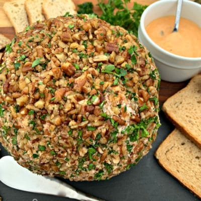 Reuben Cheese Ball