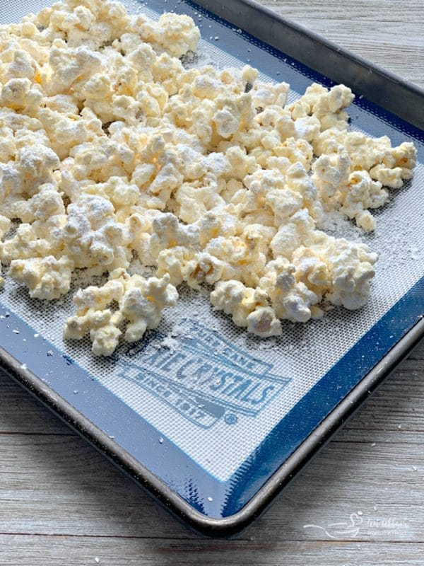 Winter Wonderland Popcorn