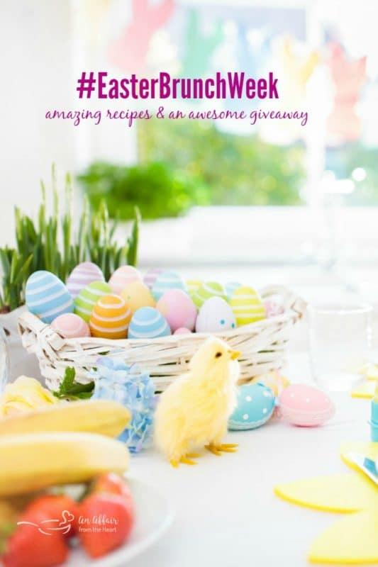 #EasterBrunchWeek
