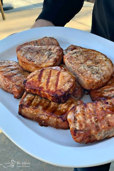 Dorothy's BBQ Pork Chops