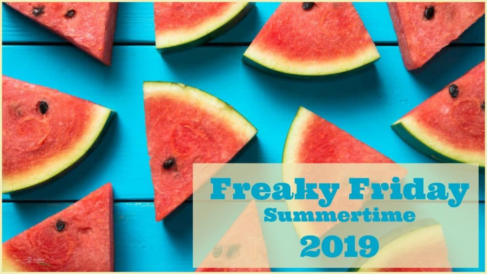 Freaky Friday Summertime 2019 banner