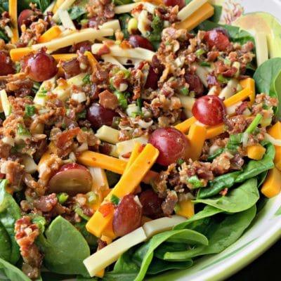 Silverglade Spinach Salad