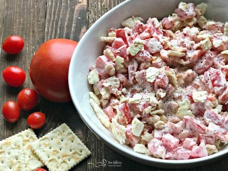 Tomato Cracker Salad