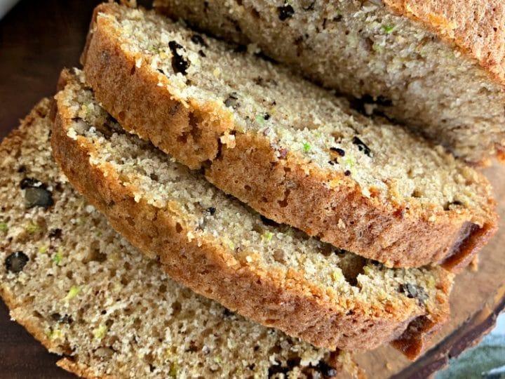 Grandma S Zucchini Bread