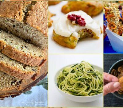 Sweet & Savory Zucchini Recipes