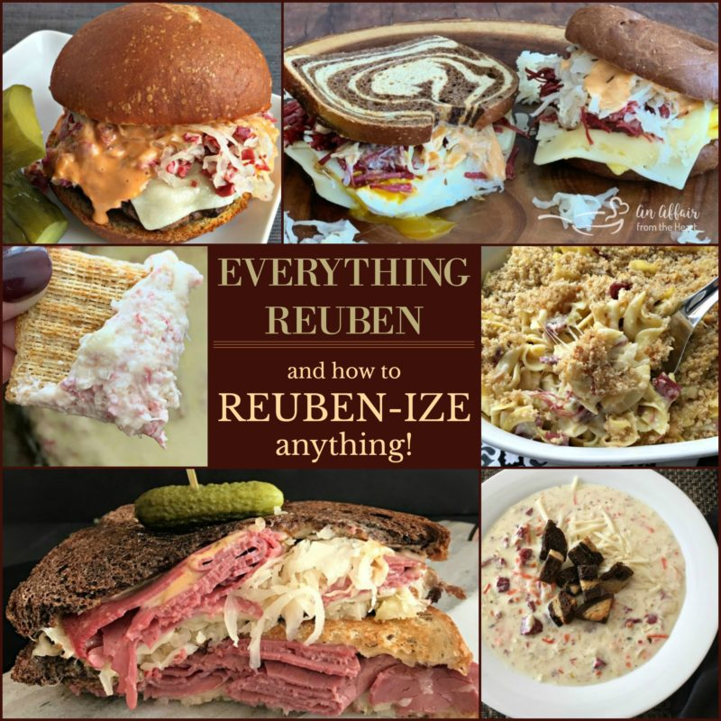How To Reuben-ize Anything