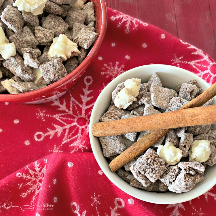 Mexican Hot Chocolate Chex Mix
