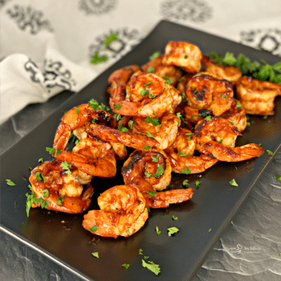 Spicy Caribbean Shrimp Appetizer