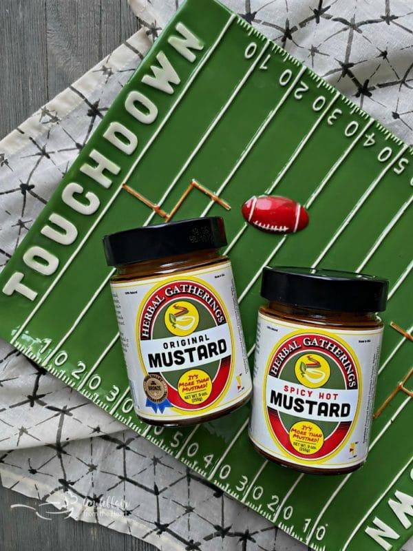 Herbal Gatherings Mustard Super bowl