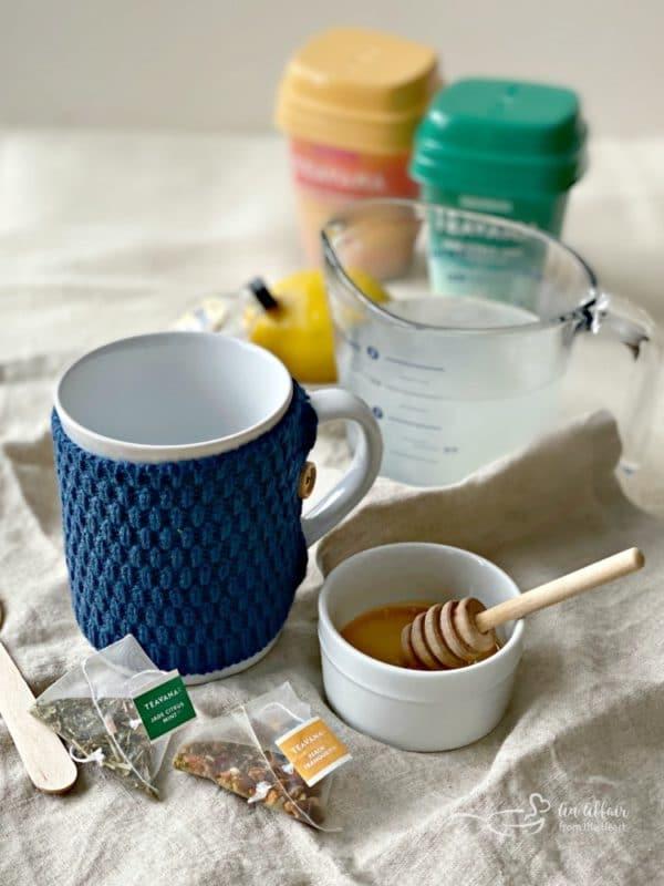 Copycat Starbucks Medicine Ball Make This Secret Recipe At Home
