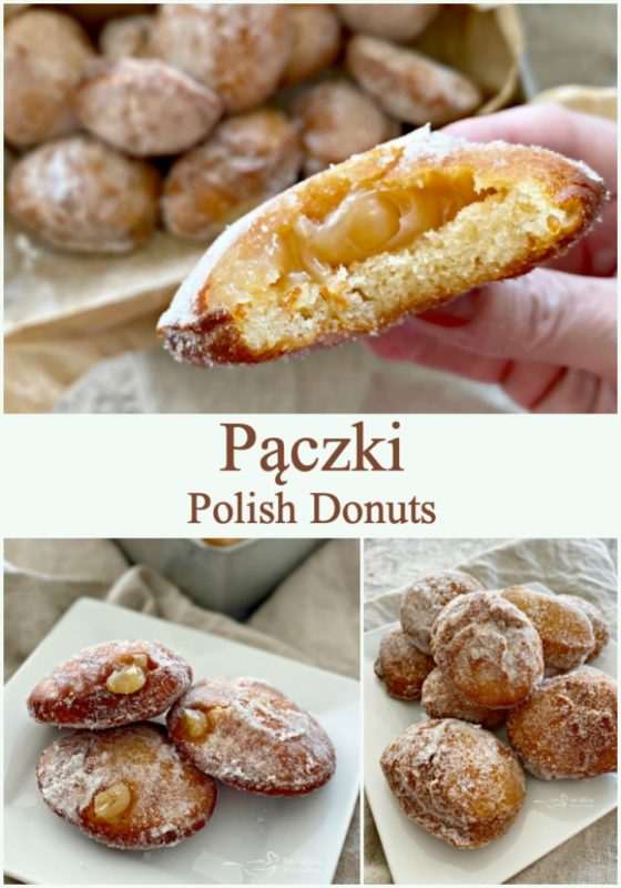 Pączki - Polish Donuts -- An Affair from the Heart