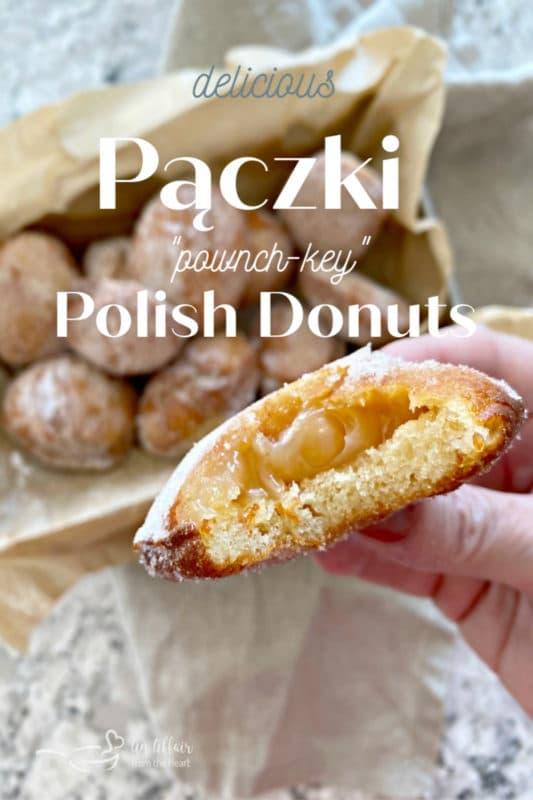 Pączki - Polish Donuts
