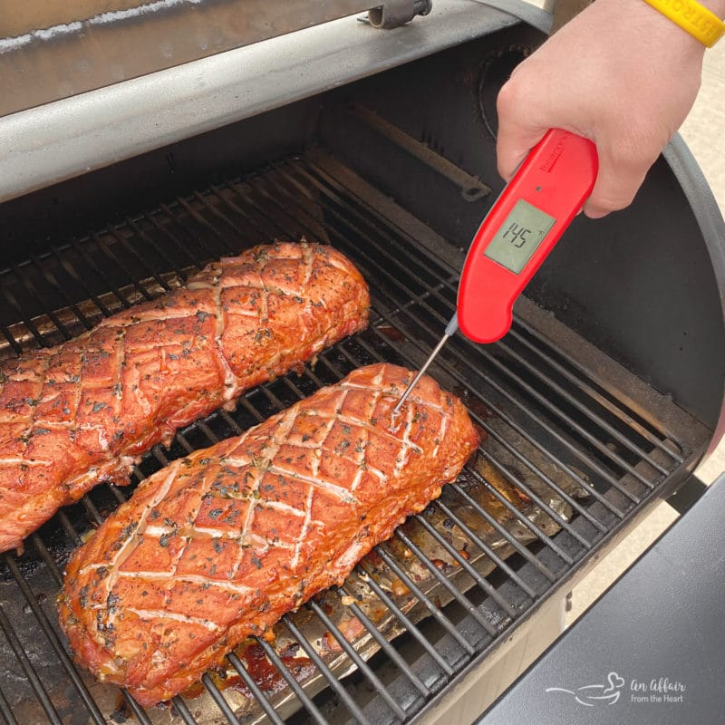 How To Prepare A Perfectly Smoked Pork Loin An Easy Recipe