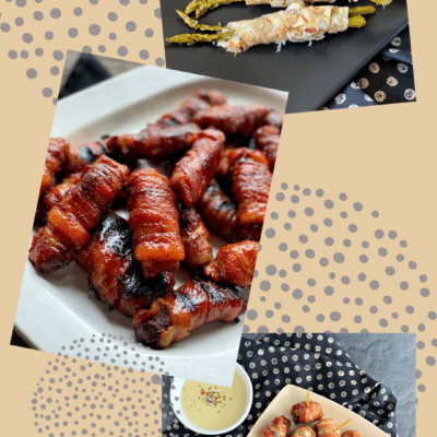 Wrap it in Bacon! Best bacon wrapped recipes