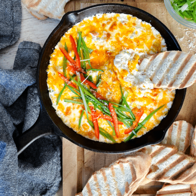 Slow Cooker Crab Dip