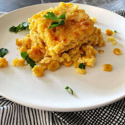 Corn Pie Casserole
