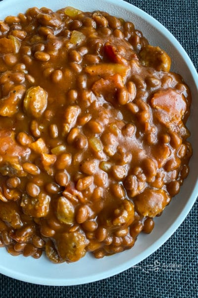 Meat Lovers Baked Beans
