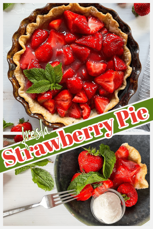 graphic for strawberry pie