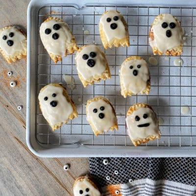 Ghostly Poptarts